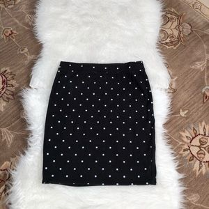 Adorable form fitting old navy skirt